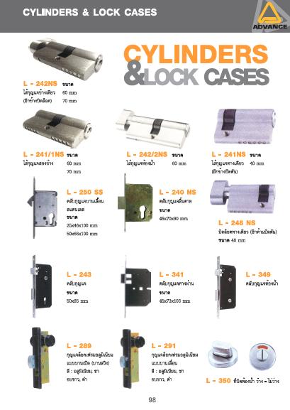 Locking Accessories